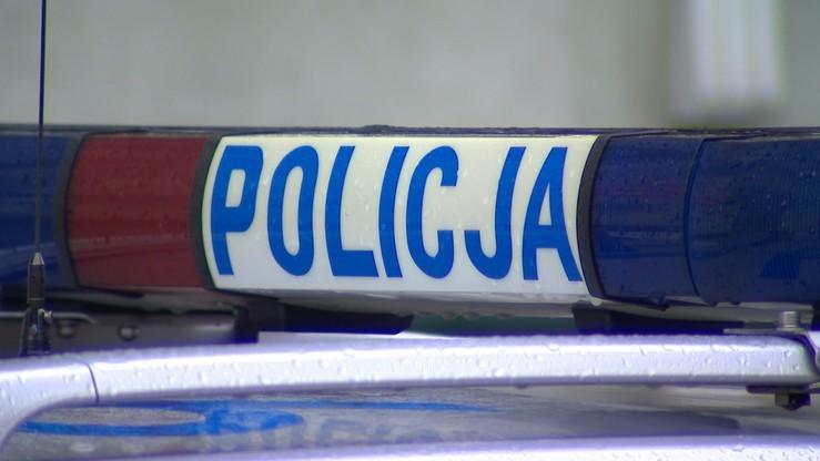 Zginął kierowca, który uciekał przed policją. Samochód prawdopodobnie ukradł