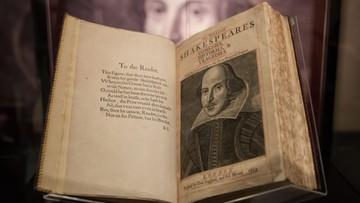 24-10-2016 22:57 Szekspir współpracował z innymi pisarzami. Naukowcy mają pewność