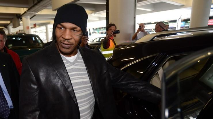 Tyson otwiera plantację... marihuany!