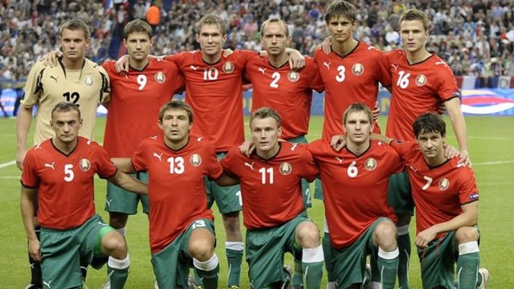 Piłkarska kadra Białorusi ma tymczasowego trenera