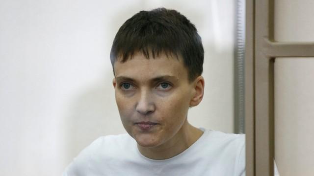 Ukraiński MSZ: Rosja odmawia rozmów w sprawie Sawczenko