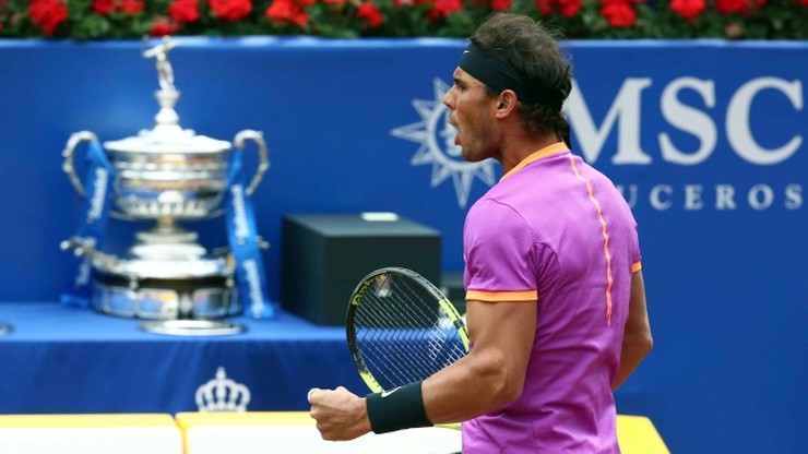 ATP Barcelona: Dziesiąty triumf Nadala w stolicy Katalonii