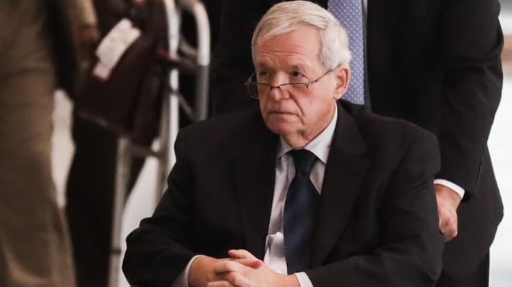 """Były przewodniczący Izby Reprezentantów """"seryjnym pedofilem"""". Wpadł przez nieufność do banków"""