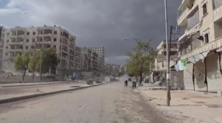 Bombardowania w Aleppo. Rośnie liczba ofiar