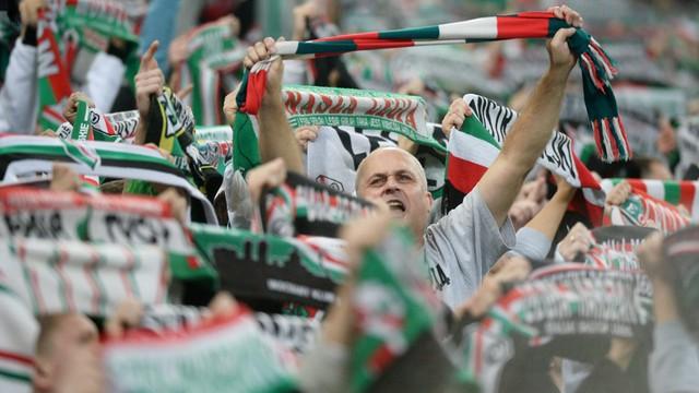 Piłkarska LM - Legia Warszawa poznała rywala
