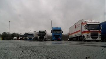 Polski kierowca tira zmarł na parkingu w Belgii