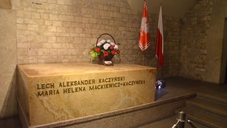 Ekshumacja ciał pary prezydenckiej 14 listopada