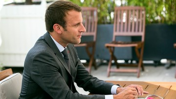 08-08-2017 08:14 Macron odwiedzi państwa Europy Środkowej i Wschodniej. Bez Polski