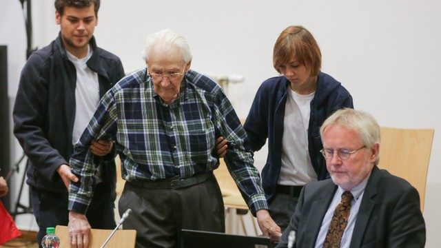 Niemiecki TK odrzucił odwołanie byłego strażnika z Auschwitz