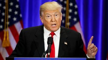 """23-06-2016 05:47 """"Kłamczucha światowej klasy"""". Trump atakuje Clinton"""