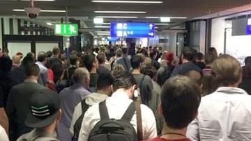 31-08-2016 13:32 Ewakuacja na lotnisku we Frankfurcie. Będą opóźnienia