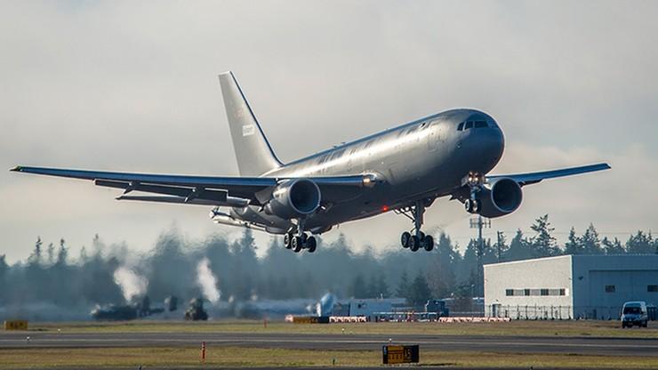 Boeing rozpoczyna seryjną produkcję latającej stacji benzynowej. Do tankowania supermyśliwców F-22 i F-35