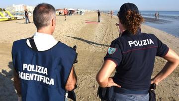 27-08-2017 06:06 Włoska policja powołała specjalną grupę ws. brutalnego napadu na polskie małżeństwo