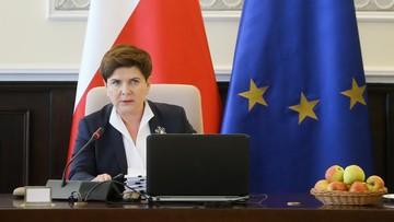 31-05-2016 18:59 Spotkanie Szydło i Stoltenberga m.in. o szczycie NATO i relacjach polsko-rosyjskich