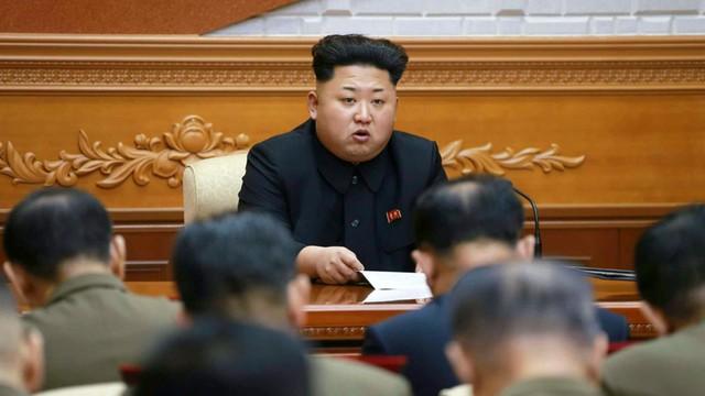 Kim chwali na zjeździe partii sukcesy Korei Płn. w dziedzinie zbrojeń