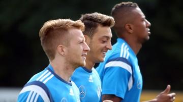 2015-09-03 Niemcy - Polska. Reus nie zagra z biało-czerwonymi!