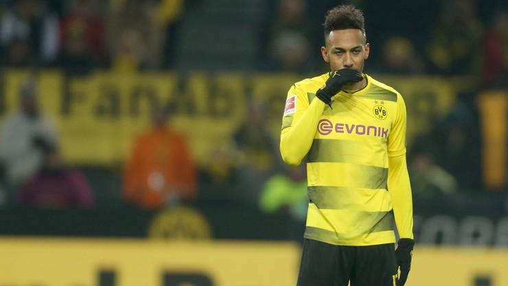 Aubameyang znowu odsunięty od zespołu! Borussia bez gwiazdy straciła punkty