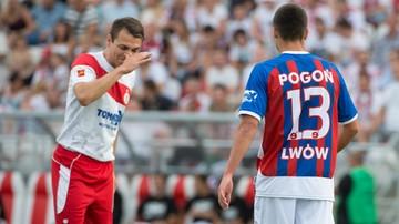 2016-11-22 Prezes Pogoni Lwów: Chętnie zagralibyśmy w polskiej lidze