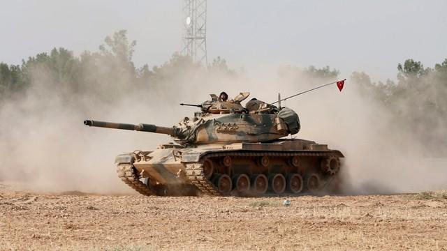 Wicepremier Turcji: mimo zamachu w Stambule kontynuujemy operację w Syrii