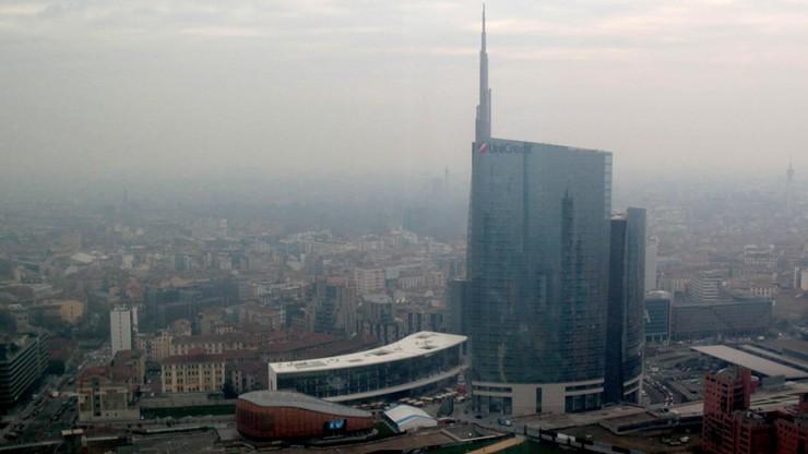 Smog i susza - Włochy zmagają się z ciepłą zimą