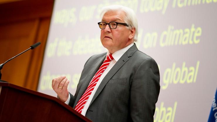 Szef MSZ Niemiec: chcemy rozmawiać z Polską otwarcie, ale w klimacie zaufania