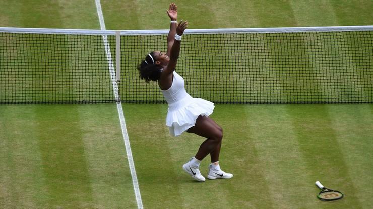 Wimbledon: Serena Williams wciąż na tronie! Skrót finału z Kerber (WIDEO)