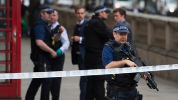28-04-2017 16:54 Policja ujawniła tożsamość niedoszłego zamachowca z Londynu