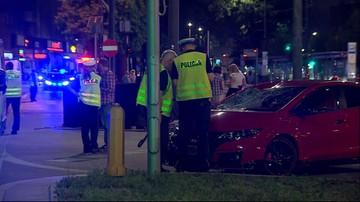 Śmiertelny wypadek w Warszawie. Ofiarą 14-latka