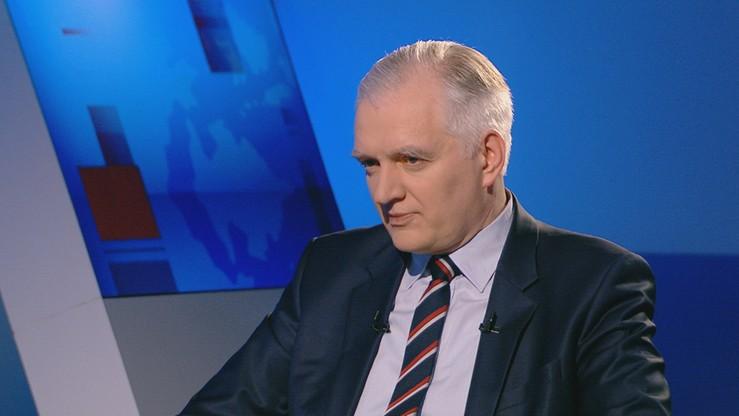"""""""Nie ma decyzji koalicji w sprawie dwukadencyjności"""" - powiedział Jarosław Gowin w """"Gościu Wydarzeń"""""""