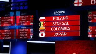 Polacy poznali rywali, z którymi zagrają na mundialu w Rosji