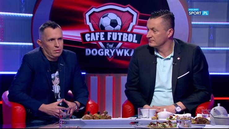2017-12-10 Hajto ujawnia w Cafe Futbol: Legia chce pozyskać Żurkowskiego