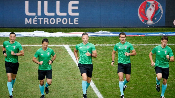 Euro 2016: UEFA domaga się wymiany murawy na stadionie w Lille