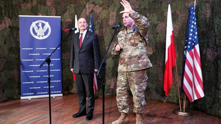 Szef MON: NATO, USA i Polska gotowe do realizacji postanowień szczytu w Warszawie