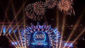 Szczęśliwego Nowego Roku! Zobaczcie, jak przywitaliśmy go podczas Sylwestrowej Mocy Przebojów Polsatu