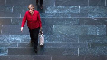 """23-09-2016 18:42 """"Die Welt"""": Polacy znowu lubią Merkel"""