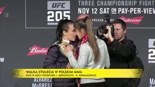 Walka stulecia w Polskim MMA. Jędrzejczyk kontra Kowalkiewicz