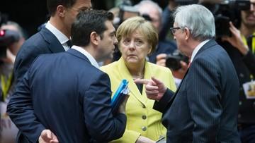 """19-03-2016 10:19 Niemiecka prasa: Merkel """"matką"""" porozumienia UE-Turcja"""