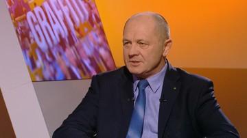 """09-02-2017 10:36 """"Tusk nie potrzebuje poparcia polskiego rządu"""". Sawicki o reelekcji szefa RE"""