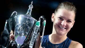 2015-11-01 WTA Finals: Kvitova odprawiona z kwitkiem! Radwańska najlepsza w Singapurze!