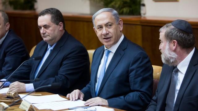 Izrael: nowy rząd zaprzysiężony po gorących sporach