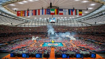2017-11-17 Nagrody CEV: Mistrzostwa Europy siatkarzy imprezą roku 2017