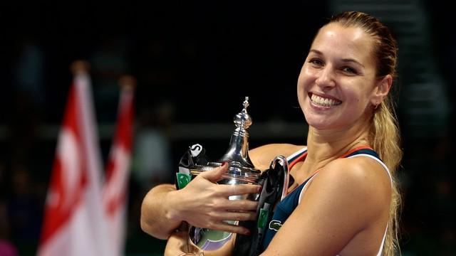 WTA Finals – triumf debiutantki Cibulkovej