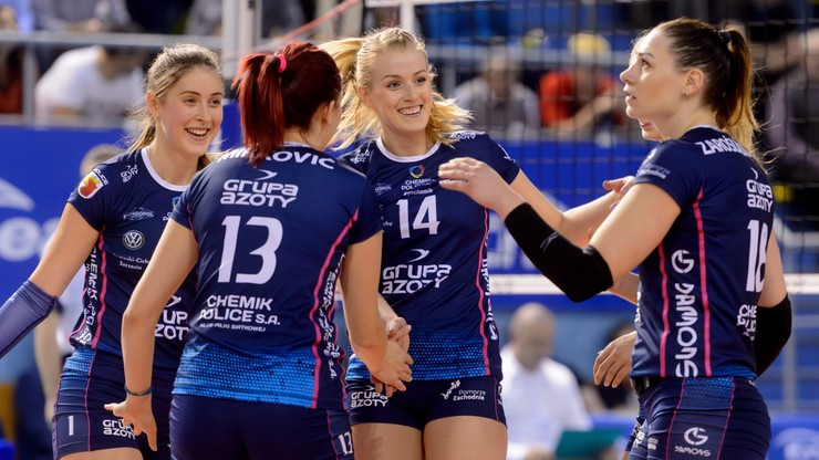 Polskie kluby poznały rywalki! Wyniki losowania Ligi Mistrzyń siatkarek