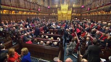 08-03-2017 09:46 Długa droga do Brexitu. Izba Lordów spróbuje narzucić rządowi swoje warunki