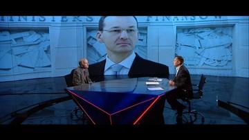 Stanowisko ministra finansów to nie funkcja »chłopca na posyłki«- prof. Kołodko w Brutalnej Prawdzie. Durczok ujawnia