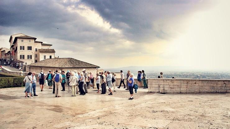 56 milionów turystów odwiedziło Włochy w zeszłym roku
