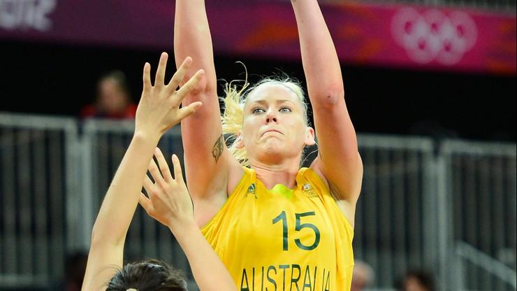 Australijska królowa koszykówki nie wystąpi w Rio
