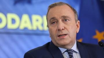 """""""Platforma wytycza dobrą drogę innym partiom politycznym"""". Schetyna o wyborach wewnętrznych"""