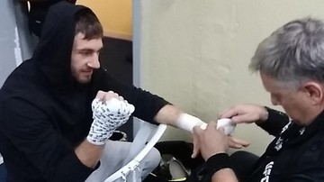 2015-11-09 UFC: Hallmann na deskach, rywal Polaka z bonusem za występ! (WIDEO)