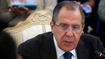 26-02-2016 12:47 Ławrow: forum rosyjsko-arabskie poparło ustalenia w sprawie rozejmu w Syrii